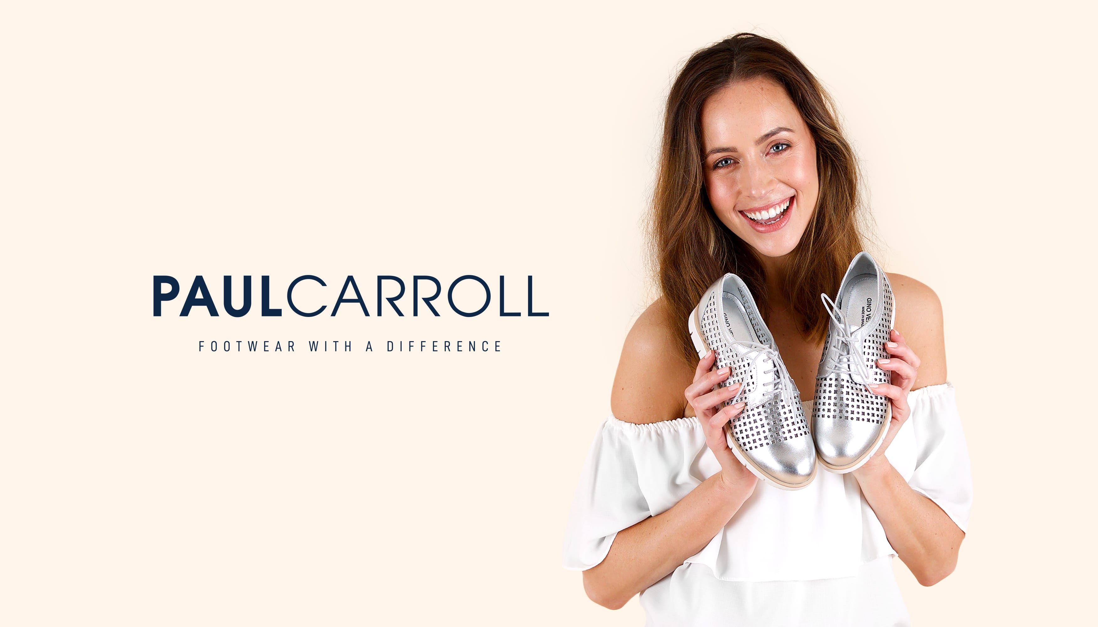 Paul Carroll Shoes | Pixel Whip Creative