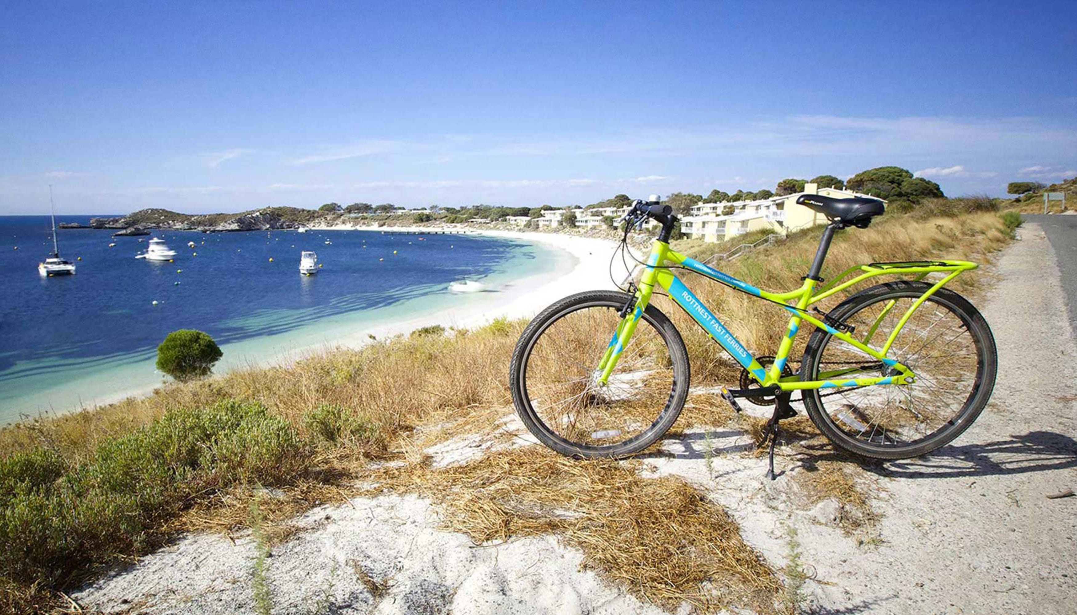 Rottnest Fast Ferries | Pixel Whip Creative
